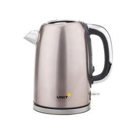 Чайник электрический UNIT UEK-264 Бронзовый металлик