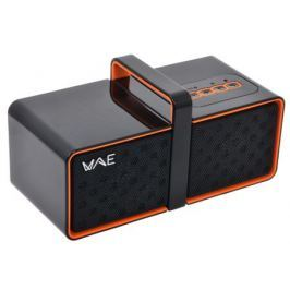 Колонки Hercules WAE-BTP03 MINI BLACK/ORANGE (4780558)
