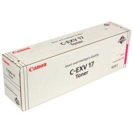 Тонер-картридж Canon C-EXV17M