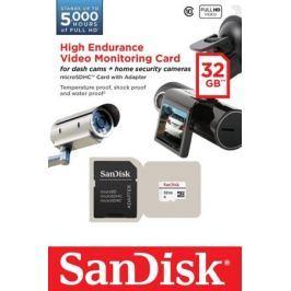 MicroSDHC SanDisk 32Gb Class10 (SDSDQQ-032G-G46A)
