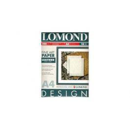 Фотобумага Lomond A4 200г/м2 10л Ткань глянцевая 920041