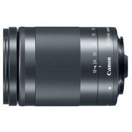 Объектив Canon EF-M IS STM 18-150мм f/3.5-6.3 черный 1375C005