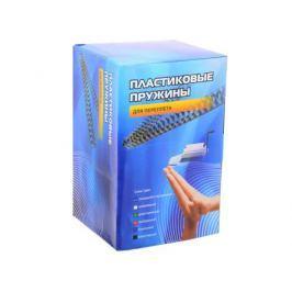 Пластиковые пружины 51 мм (410-480 листов) черные 50 шт. Office Kit (BP2130)
