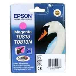 Картридж Epson Original T11134A10 Magenta (повышенной емкости) для R270/ 390/ RX590