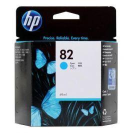 Картридж HP C4911A (№82) голубой 69мл Designjet 500/510