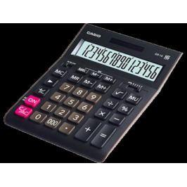 Калькулятор Casio GR-16 16-разрядный черный