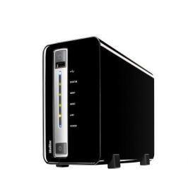 Сетевой видеорегистратор QNAP VS-2004L Сервер IP-видеонаблюдения с 4 каналами для записи видео. Marvell 1,2 ГГц