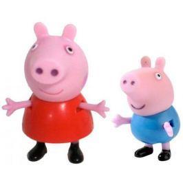 Игровой набор Peppa Pig Пеппа и Джордж 2 предмета 28813