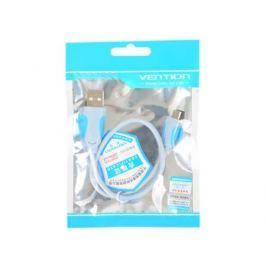 Кабель USB 2.0 A(m)-microUSB B 0.25м Vention VAS-A04-S025