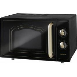 Микроволновая печь Gorenje MO4250CLB 700 Вт чёрный