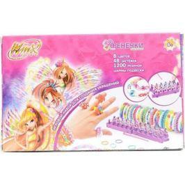 Игровой набор 1 Toy Winx для плетения фенечек Т58332