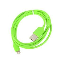 Кабель Ligthtning to USB Human Friends Super Link Rainbow L Green, 1 м., для iphone 5\5s\5c\6\6+\6S\6S+, iPad 4\5\Air\Air2\mini\mini2\3\4, iPod nano7,
