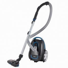 Пылесос Philips FC8383/01 черно-синий с мешком сухая уборка 2000Вт