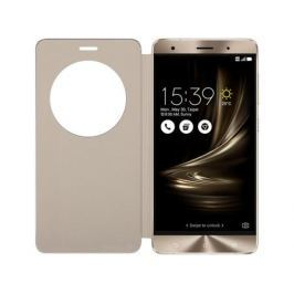 Чехол Asus для Asus ZenFone ZS570KL View Flip Cover золотистый 90AC01E0-BCV012