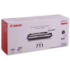 Картридж Canon 711Bk для принтеров Canon LBP5300. Чёрный. 6000 страниц.