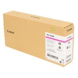 Картридж Canon PFI-703 M для плоттера iPF815/825. Пурпурный. 700 мл.
