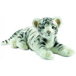 Мягкая игрушка Hansa Детеныш белого тигра, лежащий, 36 см 4754