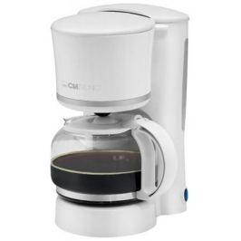 Кофеварка Clatronic KA 3555 870 Вт белый