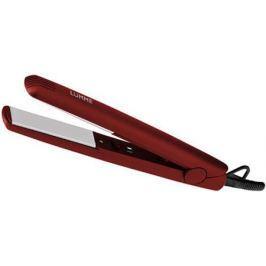 Выпрямитель для волос Lumme LU-1010 30Вт бордовый