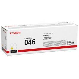 Картридж Canon 046Y для i-SENSYS MF732/734/735, LBP653/654. Жёлтый. 2300 страниц.