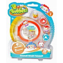 Игровой набор 1 Toy Bbuddieez 5 шармов-персонажа 1 браслет