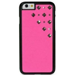 Накладка Bling My Thing Metallique для iPhone 6 розовый