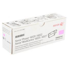 Картридж Xerox 106R02761 Phaser 6020/6022 / WorkCentre 6025/6027 Magenta Print Cartridge