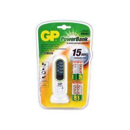 Зарядное устройство + аккумуляторы 2700 mAh GP V800С AA 4 шт