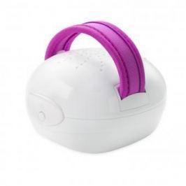 Массажер Medisana AC 855 белый/розовый
