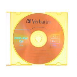 DVD-RW Verbatim 4.7Gb 4x Slim Color