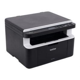 МФУ лазерное Brother DCP-1612WR, принтер/сканер/копир, A4, 20стр/мин, USB, WiFi