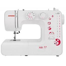 Швейная машина Janome MX 77 белый
