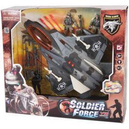 Игровой набор CHAP MEI Фронтовой бомбардировщик (2 фигуры, звук, свет, стреляет) 521007