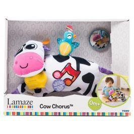 Tomy Lamaze музыкальная мягкая игрушка
