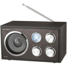 Радиоприемник Supra ST-125 черный