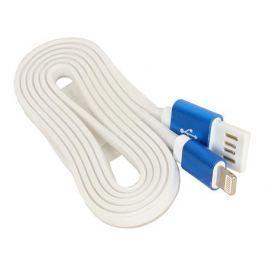 Кабель USB 2.0 Cablexpert, AM/Lightning 8P, 1м, синий металлик