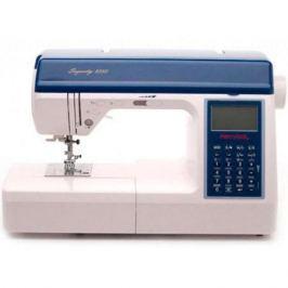 Швейная машина Merrylock 8350 белый/синий
