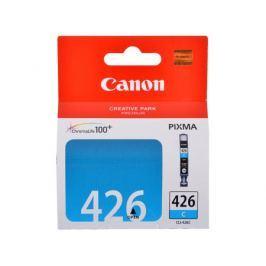 Картридж Canon CLI-426C для iP4840, MG5140, MG5240, MG6140, MG8140. Голубой. 446 страниц.
