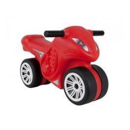 Каталка-мотоцикл Coloma Moto Phantom GP 312 пластик от 1 года красный