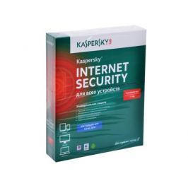 Программное обеспечение Kaspersky Internet Security Multi-Device Russian Edition. 2-Device 1 year Base Box (KL1941RBBFS)
