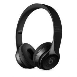 Наушники Apple Beats Solo3 On-Ear Headphones черный глянцевый MNEN2ZE/A