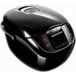 Мультиварка Redmond RMC-M28 860 Вт 5 л серебристый черный