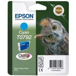 Картридж Epson C13T07924010 для Epson P50/PX660/PX820/PX830 голубой