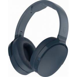 Bluetooth-гарнитура Skullcandy HESH 3 Wireless Blue Беспроводные, проводные / Полноразмерные с микрофоном / Синий / 20 Гц - 20 кГц / до 22 ч / Bluetooth, Mini-jack / 3.5 мм