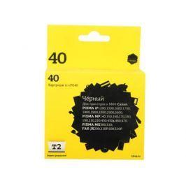 Картридж T2 IC-CPG40 Black
