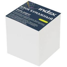 Блок бумажный Index 80х80х80 мм белый
