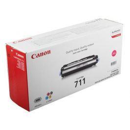 Картридж Canon 711M для принтеров Canon LBP5300. Пурпурный. 6000 страниц.