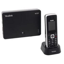 Телефон DECT Yealink W52P DECT SIP-телефон (база+трубка)