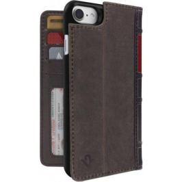 Чехол-книга в твердом переплете Twelve South BookBook для iPhone 7. Материал кожа. Цвет: коричневый.