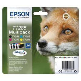 Картридж Epson C13T12854012 для Epson St S22/SX125/SX420W/Of BX305F цветной